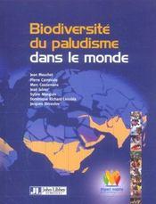 Biodiversite Du Paludisme Dans Le Monde - Intérieur - Format classique