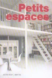 Petits espaces - Intérieur - Format classique