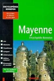 Encyclopedies Regionales ; Mayenne - Couverture - Format classique