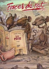 Faces de rat - tome 01 - Intérieur - Format classique