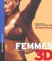 Femmes 3d ; Etudes De Cas, Conseils Et Savoir-Faire - Intérieur - Format classique