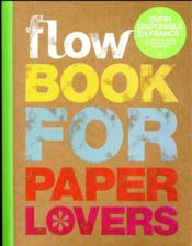 Vente livre :  Book for paper lovers  - Collectif