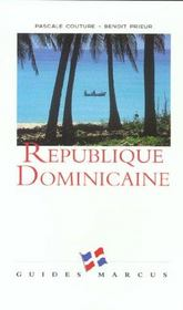 Republique Dominicaine 2  - Couture - Prie
