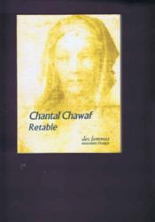 Retable, La Reverie - Couverture - Format classique