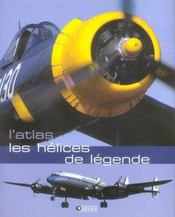 L'Atlas Les Helices De Legende - Intérieur - Format classique