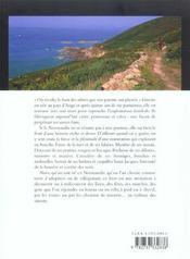 Vivre la normandie - 4ème de couverture - Format classique