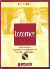 Bible internet - Intérieur - Format classique