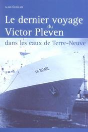 Dernier voyage du victor pleven - Intérieur - Format classique
