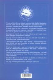 Dernier voyage du victor pleven - 4ème de couverture - Format classique