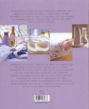 Le Pliage Des Serviettes - 4ème de couverture - Format classique