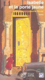 Isabelle Et La Porte Jaune - Intérieur - Format classique