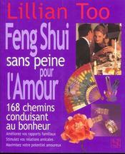 Le Feng Shui Facile Pour L'Amour - Intérieur - Format classique