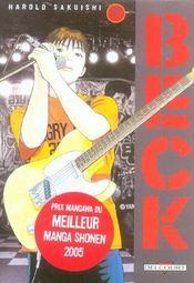 Beck t.7 - Intérieur - Format classique