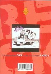 Beck t.7 - 4ème de couverture - Format classique