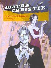 Agatha Christie t.1 ; le secret de Chimneys - Intérieur - Format classique