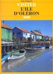 Aed visiter l'ile d'oleron - Couverture - Format classique
