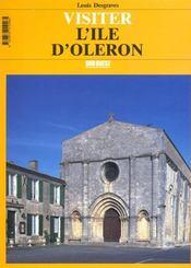 Aed visiter l'ile d'oleron - 4ème de couverture - Format classique