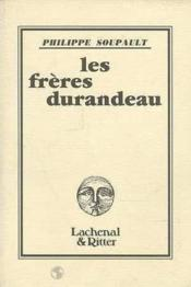 Les frères Durandeau - Couverture - Format classique