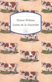 Contes de la chaumière - Couverture - Format classique