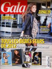 Gala N°970 du 11/01/2012 - Couverture - Format classique