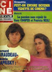 Cine Revue - Tele-Programmes - 64e Annee - N° 30 - Liste Noire - Couverture - Format classique