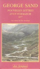 Nouvelles Lettres D'Un Voyageur - Intérieur - Format classique