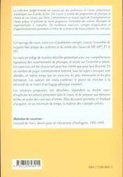 Mecanique Des Systemes Et Du Solide 2e Annee Mp/Mp*/Pt/Pt* Cours Et Exercices Corriges - 4ème de couverture - Format classique
