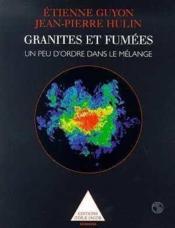 Granites Et Fumees - Couverture - Format classique