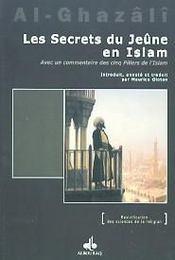 Les secrets du jeûne en Islam ; as sawm - Intérieur - Format classique