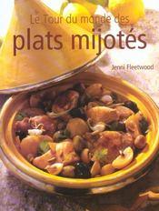 Le tour du monde des plats mijotes - Intérieur - Format classique