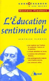 L'education sentimentale, de Gustave Flaubert - Intérieur - Format classique