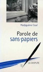 Parole De Sans-Papiers - Couverture - Format classique