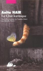Le Chat Karmique - Couverture - Format classique