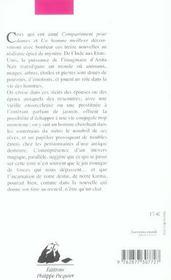 Le Chat Karmique - 4ème de couverture - Format classique