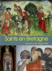 Saints En Bretagne - Couverture - Format classique