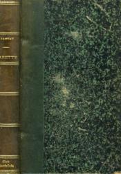 Zarette - Couverture - Format classique