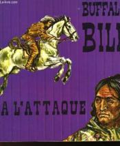 Buffalo Bill A L'Attaque - Couverture - Format classique