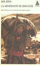 La Mendiante De Shigatze ; Edition 2002 - Intérieur - Format classique
