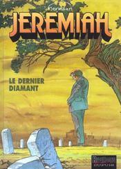 Jeremiah t.24 ; le dernier diamant - Intérieur - Format classique