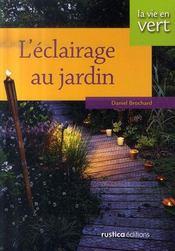 Eclairage Au Jardin - Intérieur - Format classique