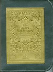 Le Coran - Couverture - Format classique