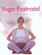 Le Yoga Postnatal - Intérieur - Format classique