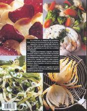 Le Grand Livre De La Cuisine Elle ; 2000 Recettes - 4ème de couverture - Format classique
