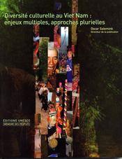 Diversité culturelle au viet-nam. enjeux multiples, approches plurielles - Intérieur - Format classique