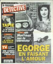 Nouveau Detective (Le) N°653 du 23/03/1995 - Couverture - Format classique