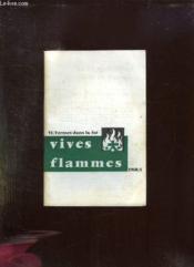 Vives Flammes N° 51 Mars 1968. Fermes Dans La Foi. - Couverture - Format classique