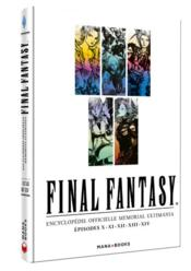 Vente livre :  Final Fantasy : encyclopédie officielle mémorial ultimania v.2  - Collectif