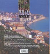 Les couleurs d'Ajaccio - 4ème de couverture - Format classique