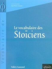 Stoiciens - Intérieur - Format classique