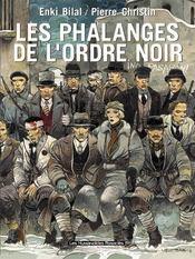 Les Phalanges De L'Ordre Noir - Intérieur - Format classique